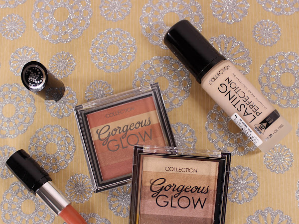 Collection Cosmetics - 2016 New Releases Swatches & Review