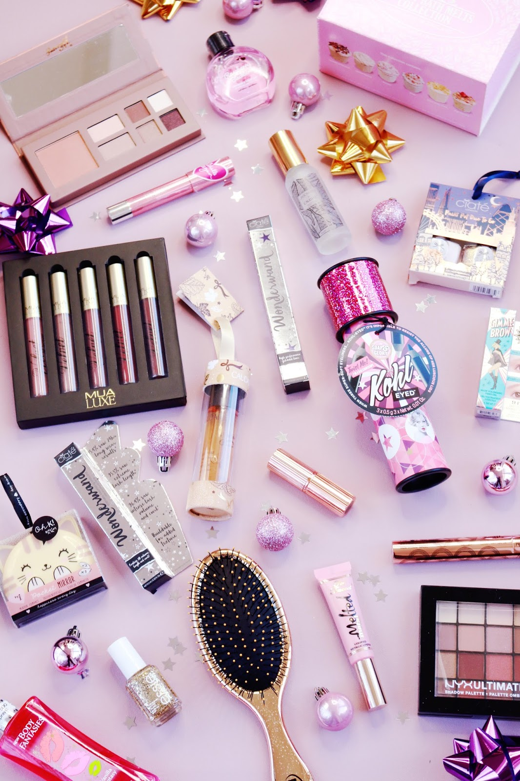 Christmas, Blogmas, Gift Guide, Stocking Fillers, Shopping, Present Ideas, Beauty,