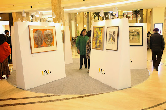 PRESS RELEASE - DLF Emporio and Delhi Art Gallery host exclusive preview for India Art Fair 2015