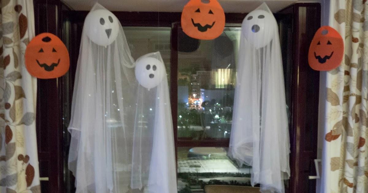 No sin mis hijos Cmo hacer fantasmas de globos para
