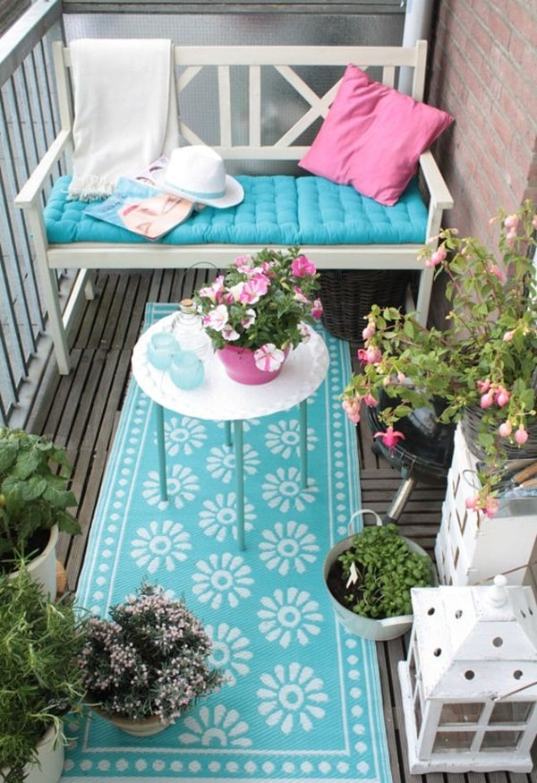 7 Ideas For Decorating Small Balconies 6