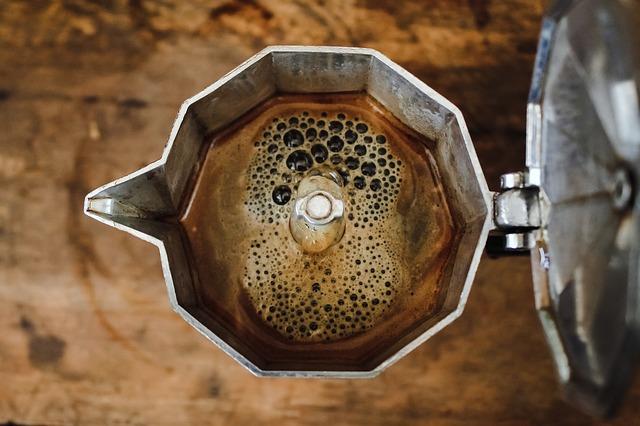 kahve cezvesi