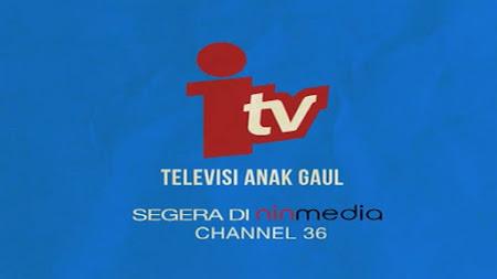 Frekuensi siaran iTV Channel di satelit ChinaSat 11 Terbaru