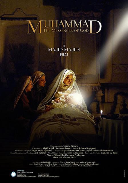 Muhammad:The Messenger of God (2015) WEB-DL Subtitle Indonesia