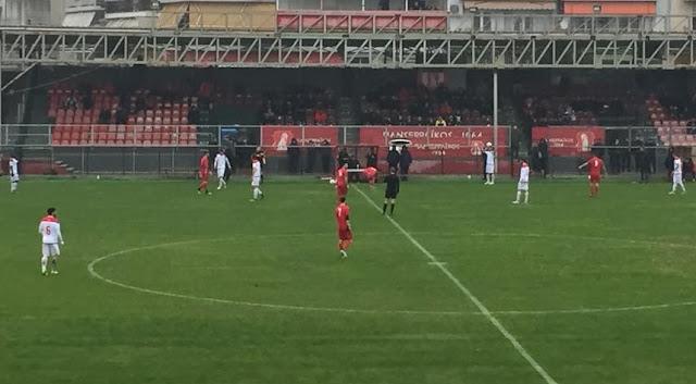 Πανσερραϊκός - Νέστος Χρυσούπολης 1-2 (VIDEO)