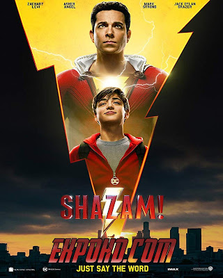 Shazam (2019) Full Movie in Hindi 720p HD CamRip | Shazam Dual Audio 480p [English – Hindi] Watch & Download Here