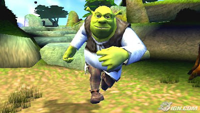 Shrek The Third PSP ISO for Android
