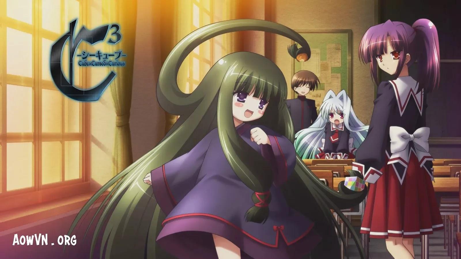 AowVN.org minz%2B%25286%2529 - [ Anime 3gp Mp4 ] C3 - Cube x Cursed x Curious | Vietsub - Loli Ecchi