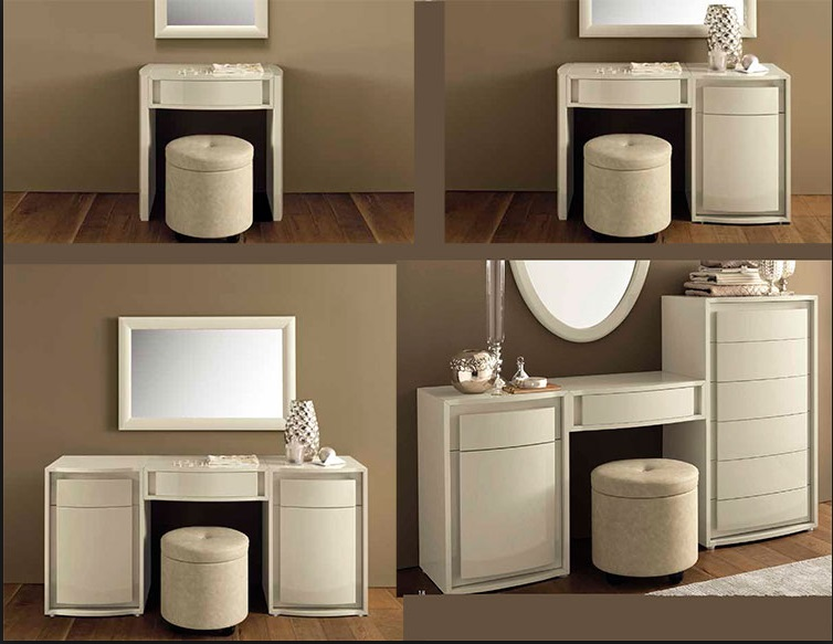 Latest Dressing Table Designs In Modern Bedrooms