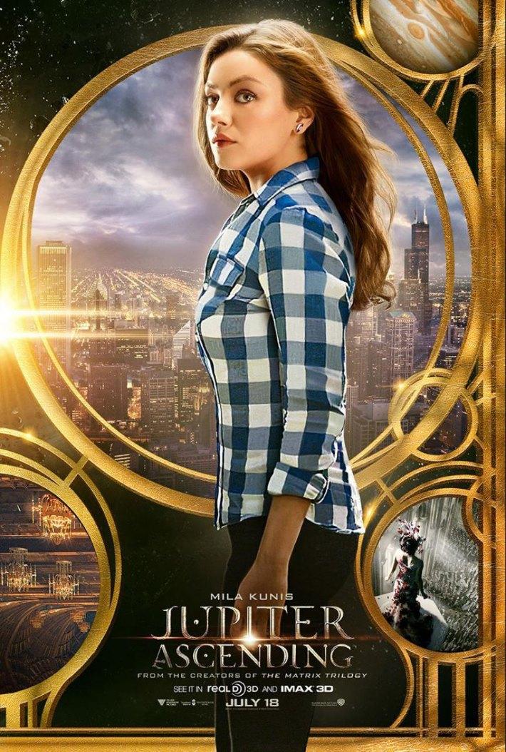 Poster 3: Jupiter Ascending