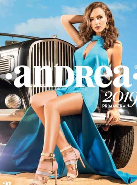 Ropa Andrea catalogo 2019 Primavera 2019