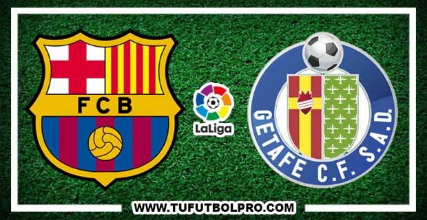 Ver Barcelona vs Getafe EN VIVO Por Internet Hoy 11 de febrero de 2018