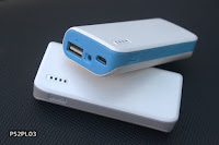 Souvenir Power Bank - P52PL03