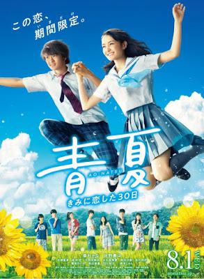 Trailer de Ao Natsu revela música tema