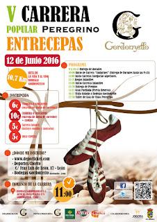 Carrera Peregrino Entrecepas 2016