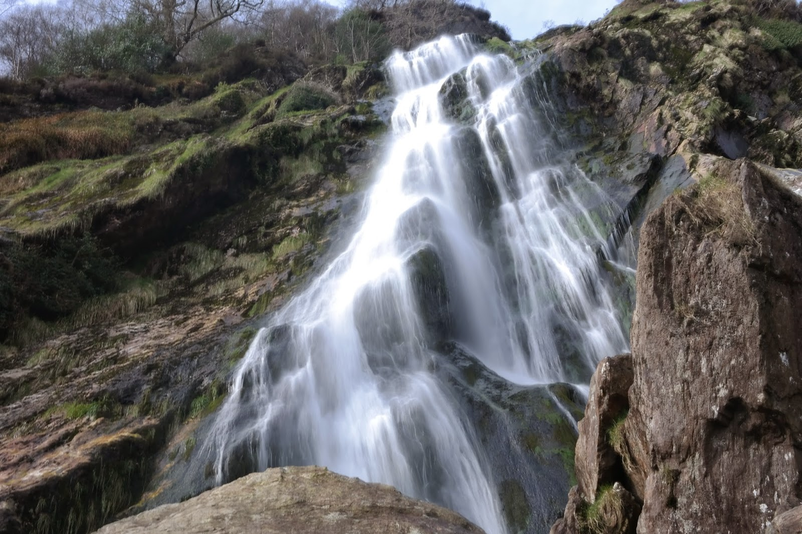 Things to do in Wicklow - Powerscourt Waterfall