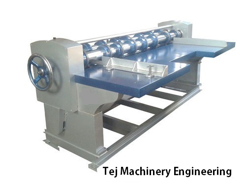 Semi Automatic Paper Sheet Cutting Machine