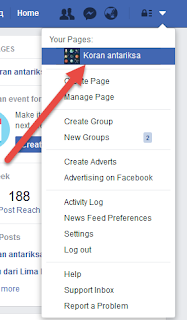 Cara Menambah Admin di Halaman Facebook Terbaru