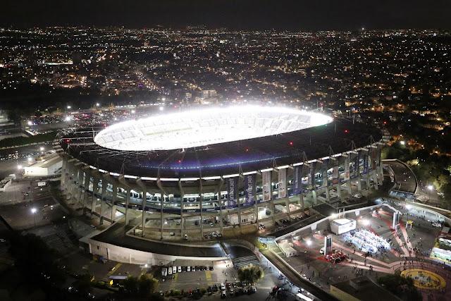 Estadio Azteca, entre los mejores estadios a nivel mundial