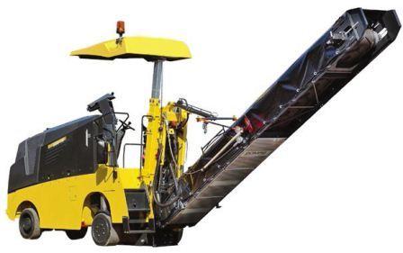 Fungsi Road Milling Machine