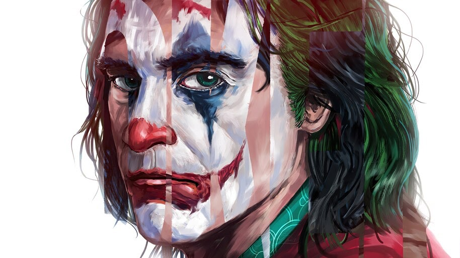 Joker, Art, Joaquin Phoenix, DC, 4K, #6.1170