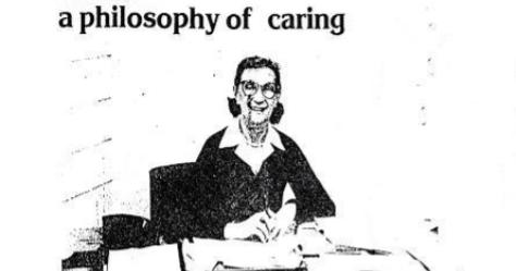 Death Nurse: Nursing is intelligent caring