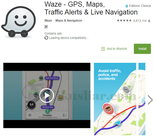 Aplikasi Info Jalur Arus Mudik Terbaik untuk Android