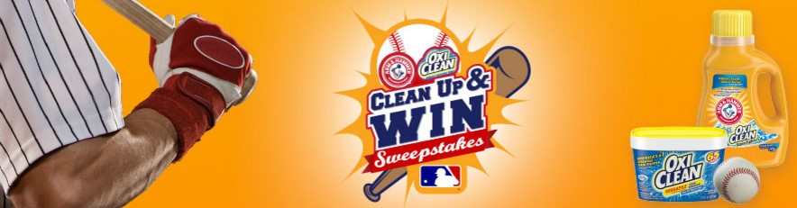 Chevy mlb sweepstakes