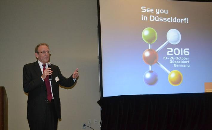La problemática con los desechos de plástico reside en el bajo porcentaje de recolección: Rainer Büschl. Director BASF. (Foto: VI)