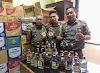 Awal Tahun, Satpol PP Sita 1.145 Botol Miras