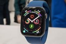 Apple Watch Series 4 Resmi Dirilis dengan Dukungan Sensor EKG dan Layar Lebih Besar