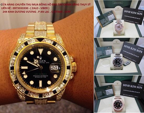 www.123nhanh.com: Nơi chuyên thu mua đồng hồ đeo tay: rolex – omega ..