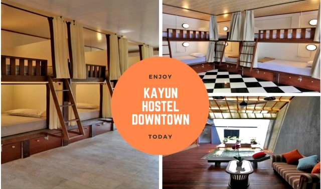 Kayun Hostel Downtown