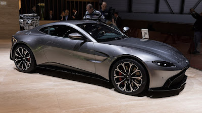 Aston Martin V8 Vantage 2019 Review, Specs, Price