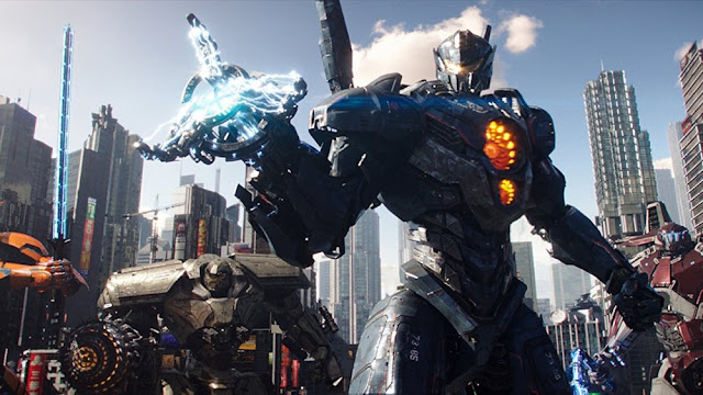 Pacific Rim: Uprising: Film Review