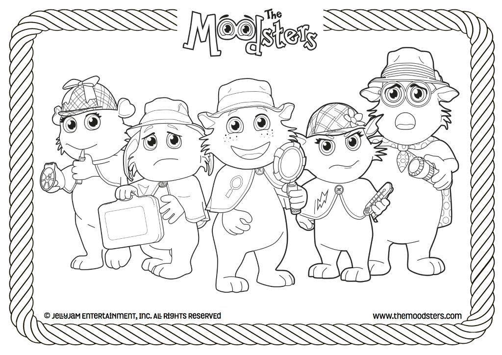 The Moodsters Toys Are Coming to Target @themoodsters #