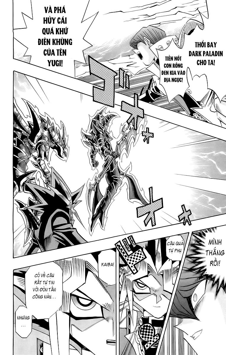YUGI-OH! chap 262 - người bạn trang 11