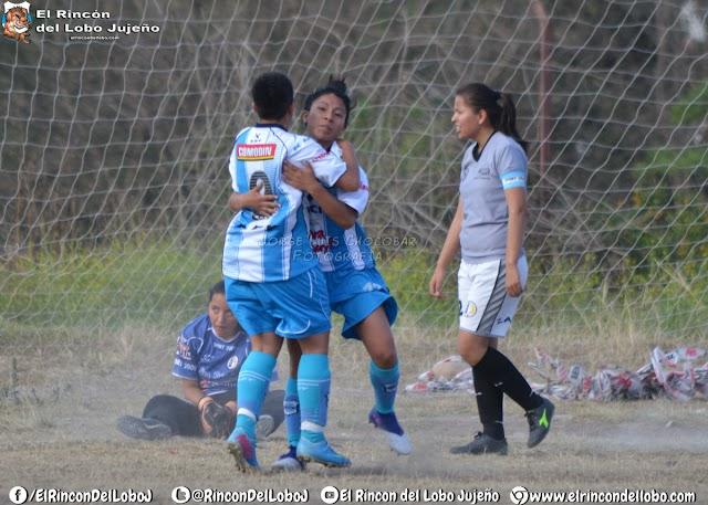 Fotos | 2017 | Fecha 3 Clausura | Zapla 0-2 Gimnasia | Fútbol Femenino