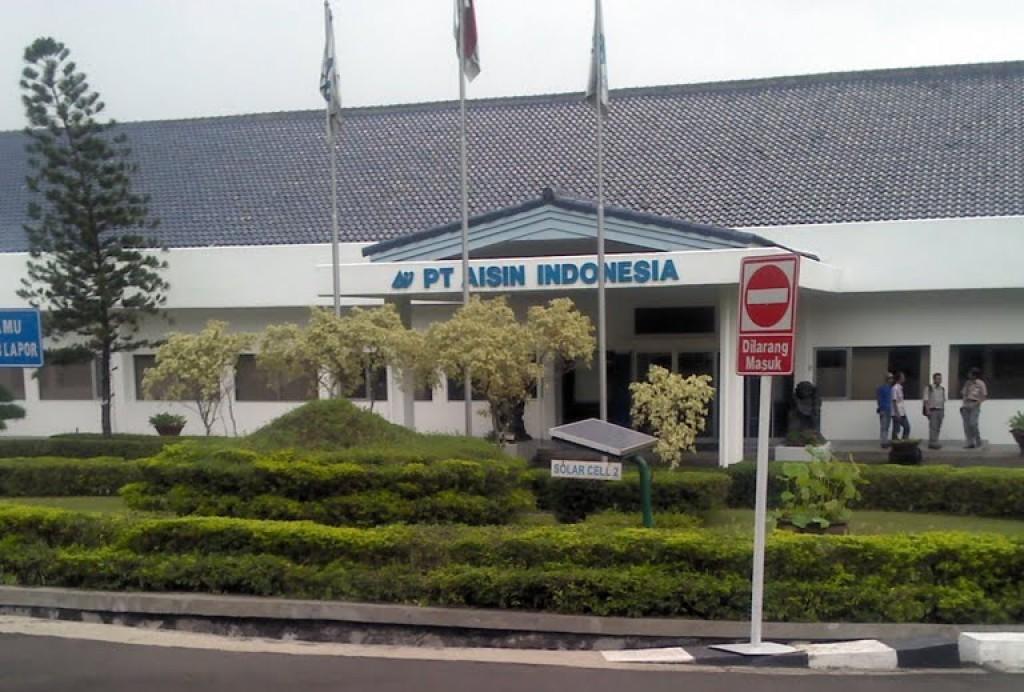 Loker KIIC Karawang PT.AISIN INDONESIA Astra Group