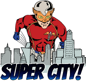 Super City Logo
