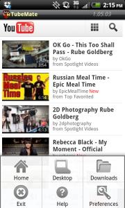Download Video Youtube di Andoid