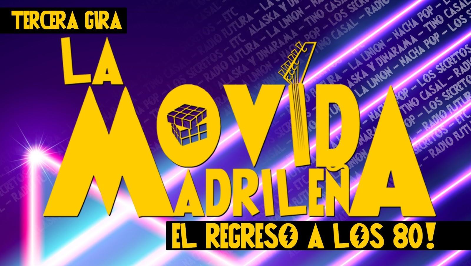 Vuelve la movida madrile a el regreso a los 80 teatro guiniguada 2 de septiembre - Gran canaria tv com ...