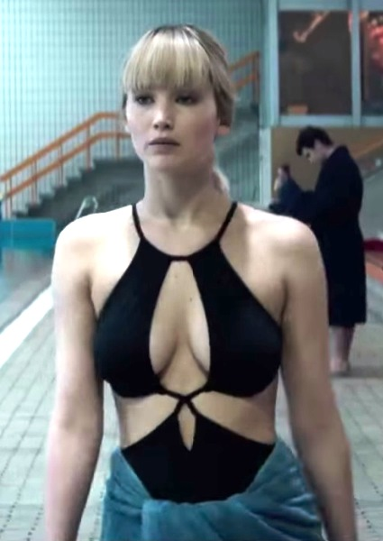 De Otros Mundos Jennifer Lawrence Red Sparrow
