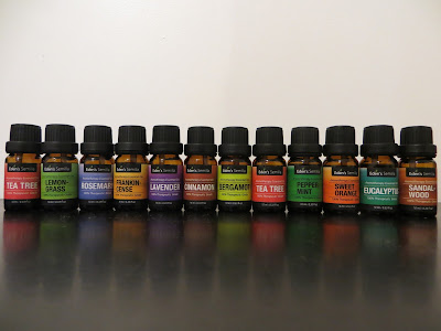 Eden's Semilla Aromatherapy Oils (AD)