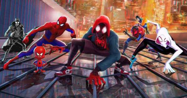 Review Spider Man Into The Spiderverse 2018 Is A Triumph For Spider Man Fans The Geek Twins