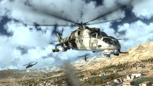 Air Missions: HIND PC Full
