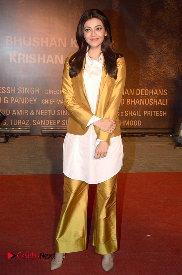 kajal agarwal photos at sarbjit hindi movie special