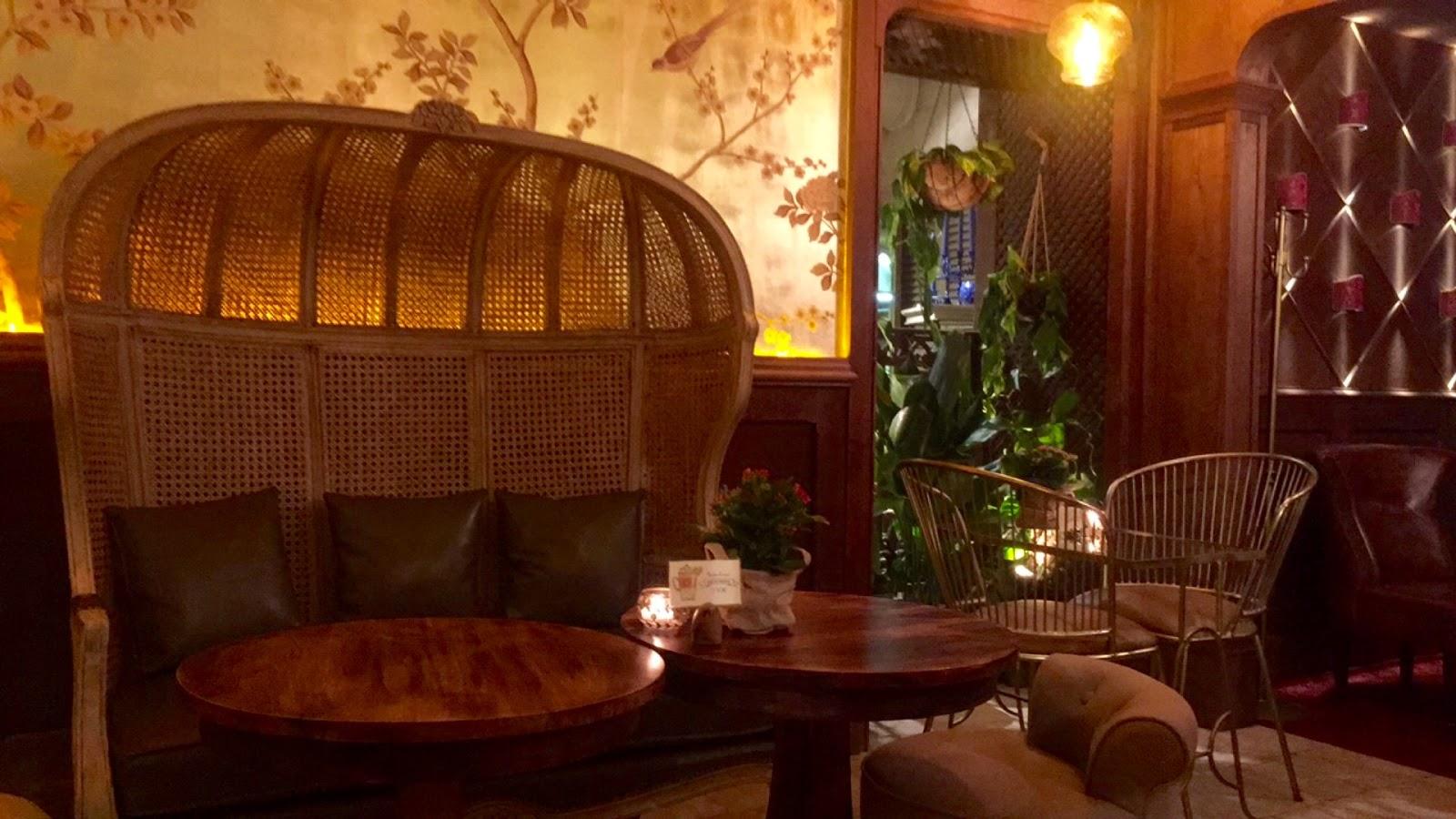 Mi Pequeno Gran Madrid Salvador Bachiller Vip Lounge Jardin Y