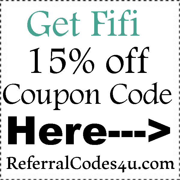 GetFifi Discount Codes July 2016, GetFifi Promo Codes August, Get Fifi Coupon Code September
