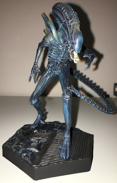 Issue 7 Alien Xenomorph Warrior Figurine